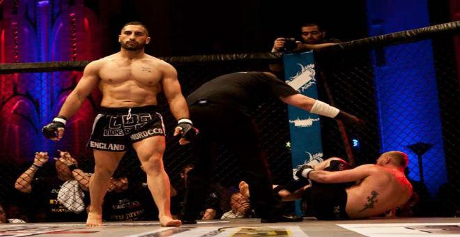 المغربي خالد إسماعيل يتلقى أول خسارة في ال MMA