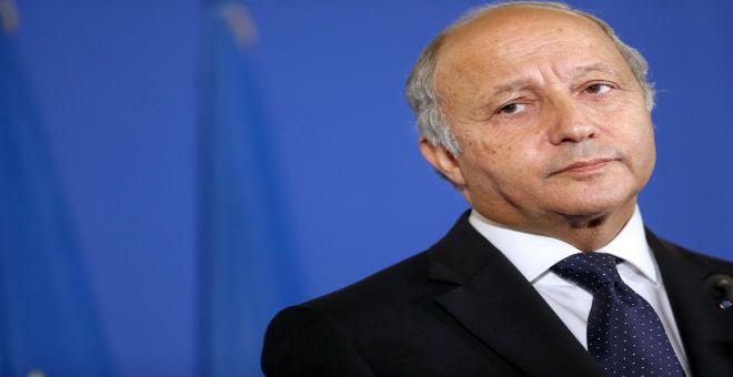 فابيوس يطالب روسيا بتوجيه ضربات لتنظيم