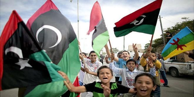 فرحة الليبيين بالثورة قبل أن تخيب آمالهم