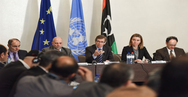 ليبيا: دعم أوروبي لحكومة الوفاق بقيمة 100 مليون يورو