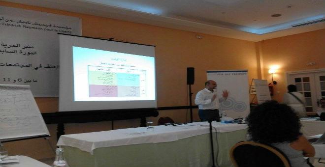 ناشطون من العالم العربي يناقشون آليات إنتاج العنف بالمنطقة