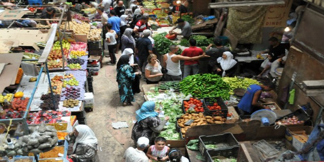 Marché Algérie