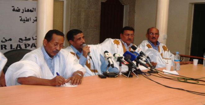 المعارضة الموريتانية تعلن رفضها لأي تعديل دستوري