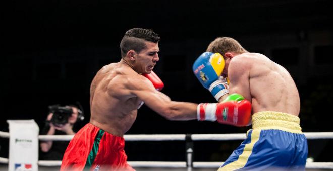 ربيعي: أسعى لإهداء المغرب ميدالية ذهبية في أولمبياد ريو 2016
