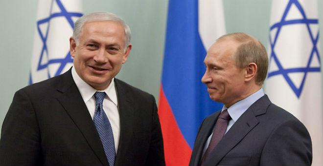 روسيا وإسرائيل تنسقان بشأن الأزمة في سوريا