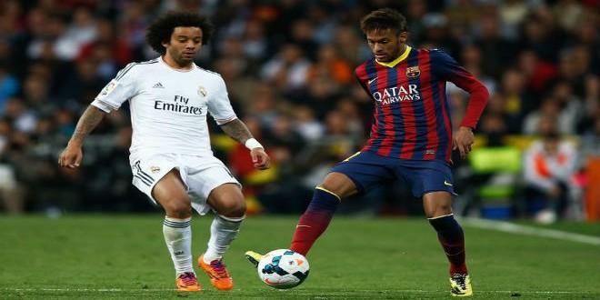 Neymar vs Real