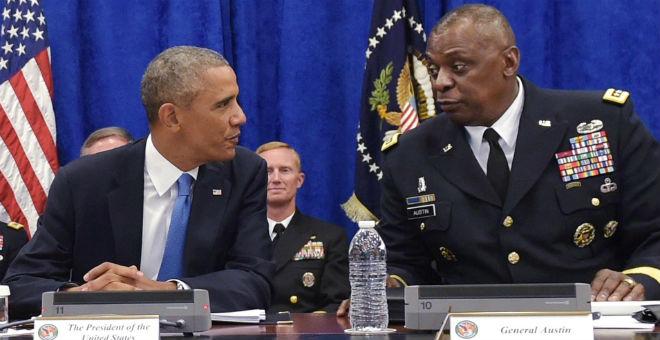 استراتيجية أوباما لمحاربة