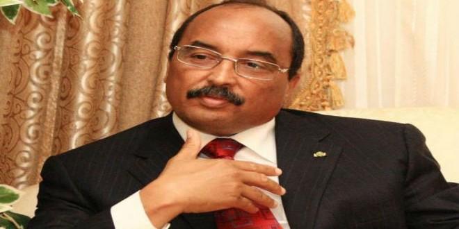 Président Mauritanie
