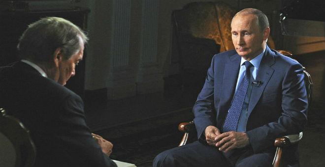 بوتين يمتدح المرشح الأمريكي دونالد ترامب
