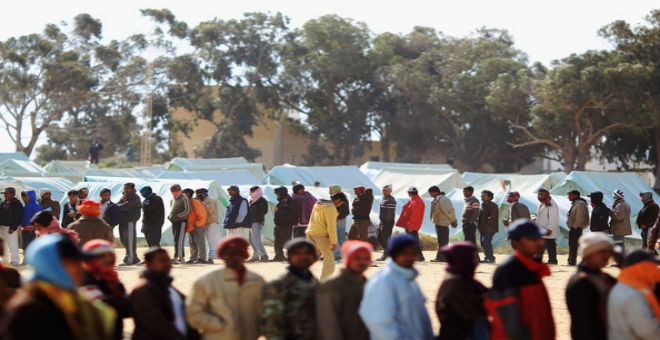 بكوش: تونس غير قادرة على استقبال أعداد كبيرة من اللاجئين