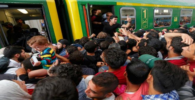ألمانيا مستاءة من استمرار تدفق اللاجئين على أراضيها