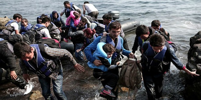 تدفقات اللاجئين