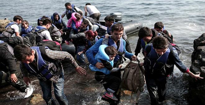 رغم الاتفاق الأوروبي التركي..تدفقات اللاجئين متواصلة