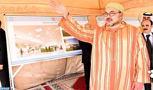 الملك محمد السادس يدشن مركزا لطب الإدمان بطنجة