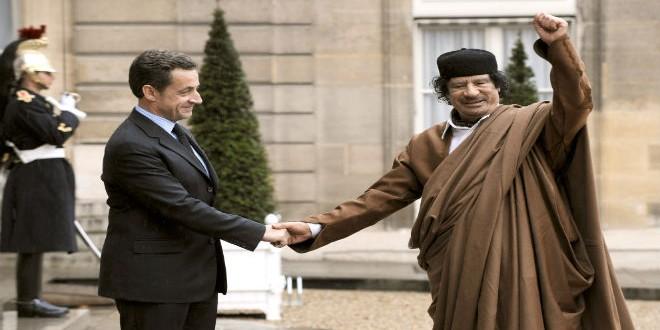 Sarko Kadhafi