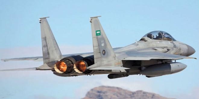 Saudi air fighters
