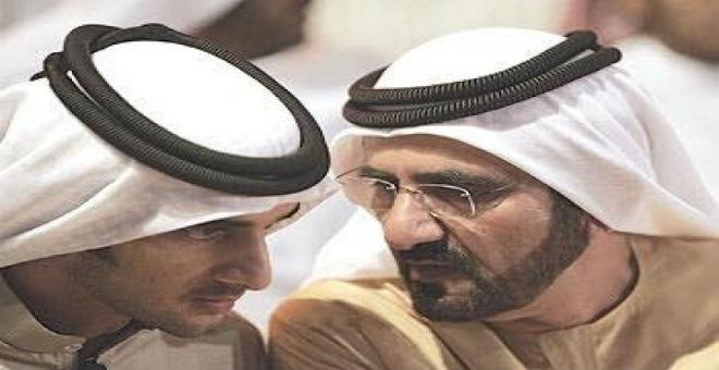 حزن وحداد في دبي بعد وفاة نجل حاكمها