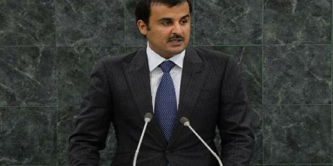 Sheikh Tamim of Qatar