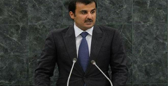 أمير قطر يؤكد أن الخلاف مع إيران سياسي وليس مذهبي