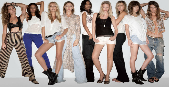 أشهر عارضات الأزياء في العالم يكشفن أسرار رشاقتهن