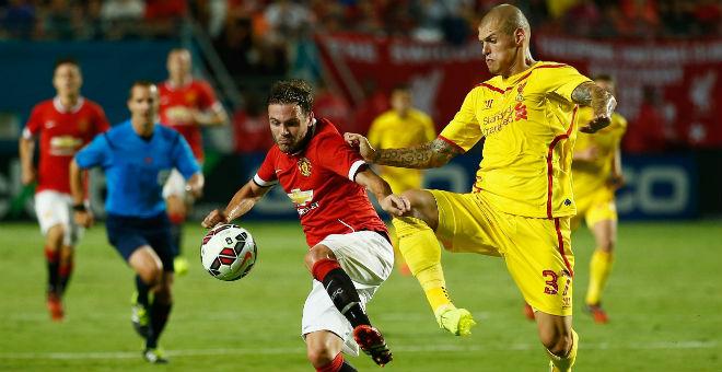 مان يونايتد يدك شباك غريمه ليفيربول بثلاثة أهداف