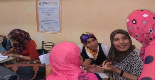 تقرير حول إقصاء الإعلام الجزائري للمرأة