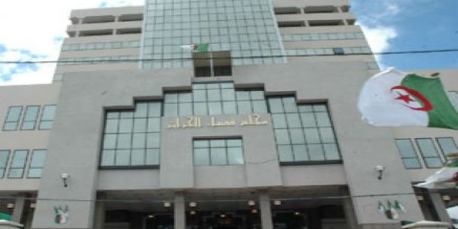 algerie justice