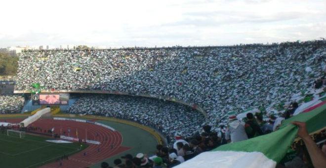 50 ألف مشجع لمساندة الخضر أمام السنغال وغينيا