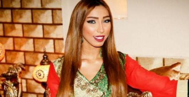 دنيا بطمة تحتفل بعيد الأضحي في دبي