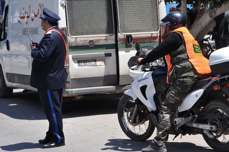 شرطة كلميم تكشف ملابسات
