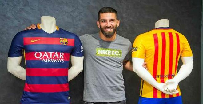 برشلونة يلجأ للمحكمة الرياضية لحسم قضية توران