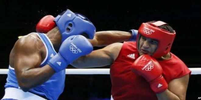 العرجاوي يطمح للتتويج في بطولة العالم للملاكمة