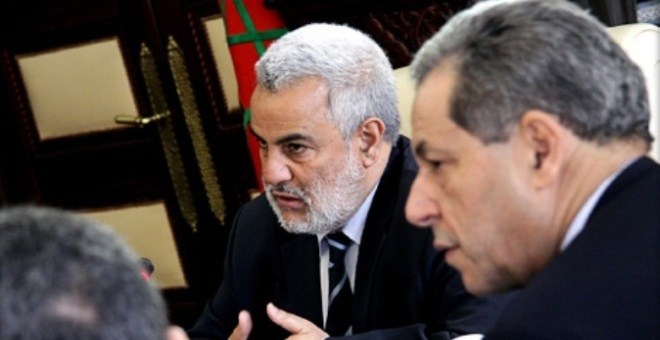 العنصر  في الطريق نحو الاستقالة من حكومة عبد الإله بنكيران