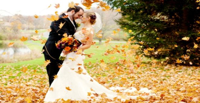 لعروس الخريف..كوني متألقة في زفافك بهذه النصائح