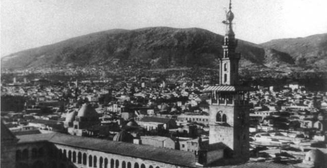 مكانة المغاربة الاجتماعية بدمشق في زمن الحروب الصليبية