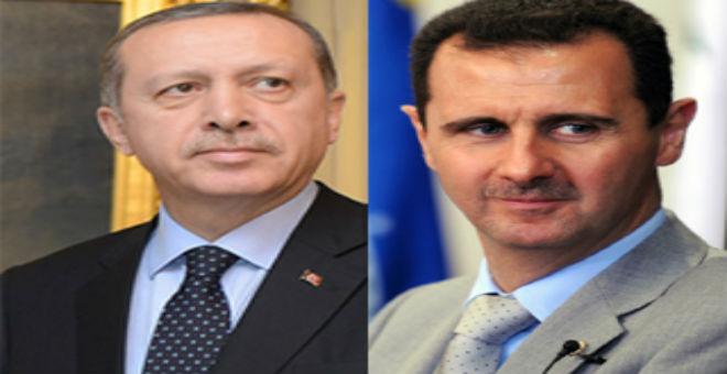 بعد التمسك بإسقاط بشار الأسد..أردوغان يتراجع عن مواقفه
