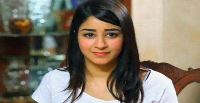 أسيل عمران تستشير جمهورها في عملية تجميل أنفها