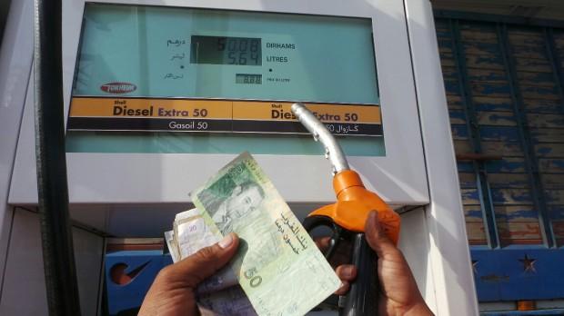 أسعار الغازوال والبنزين ستشهد انخفاضا ابتداء من الغد