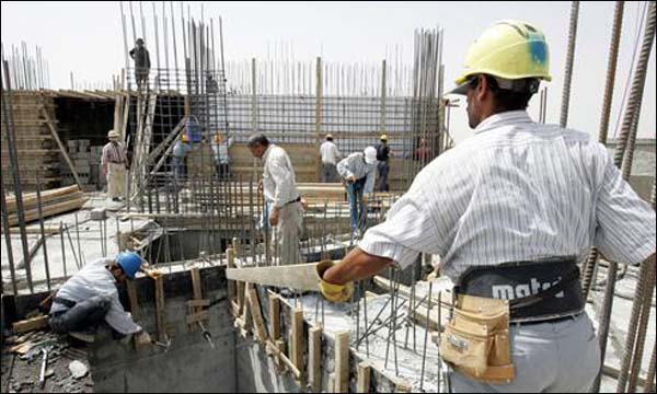 تقرير. هذه توقعات مسؤولي المقاولات حول قطاع البناء خلال نهاية 2015