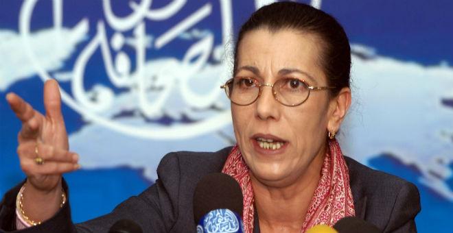 لويزة حنون: الجزائر تسير نحو