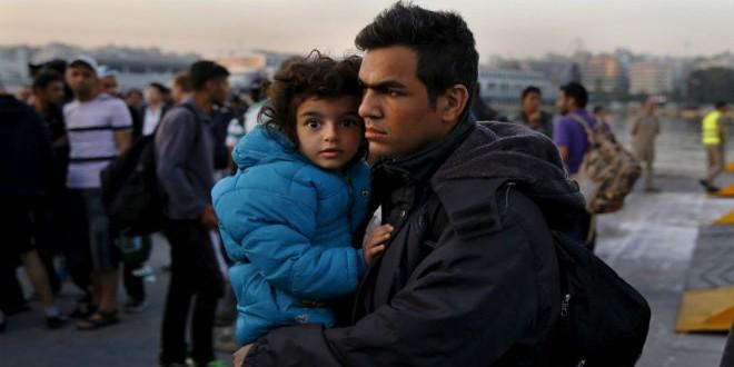 تهريب اللاجئين