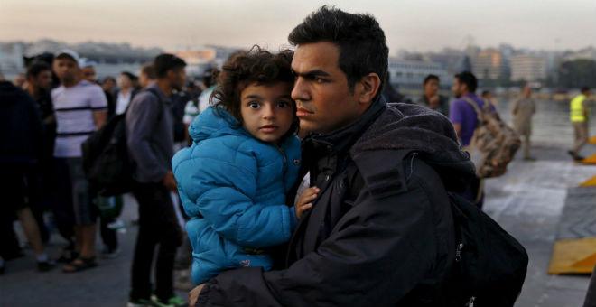 بريطانيا تدرس استقبال آلاف اللاجئين من الأطفال دون ذويهم