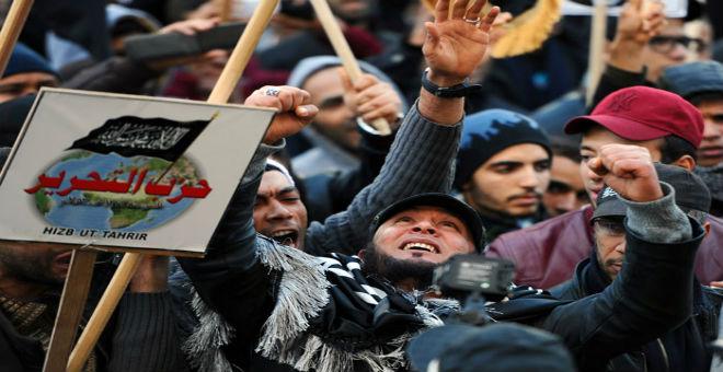 تونس تمنع حزب التحرير السلفي من عقد مؤتمره