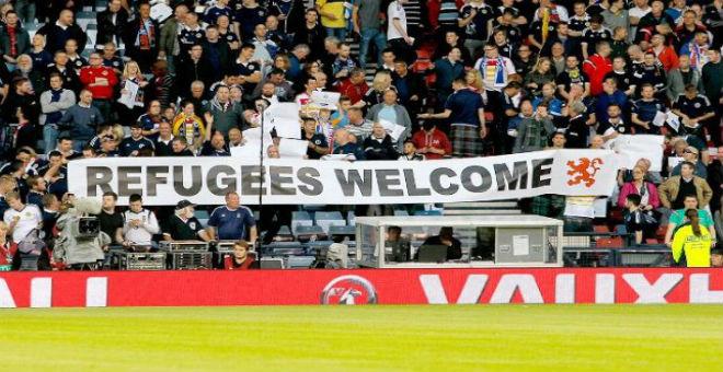 الأندية الأوروبية تتضامن وتقرر التبرع للاجئين