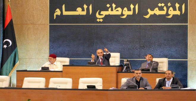 استقالة مستشار فريق الحوار السياسي بالمؤتمر العام الليبي