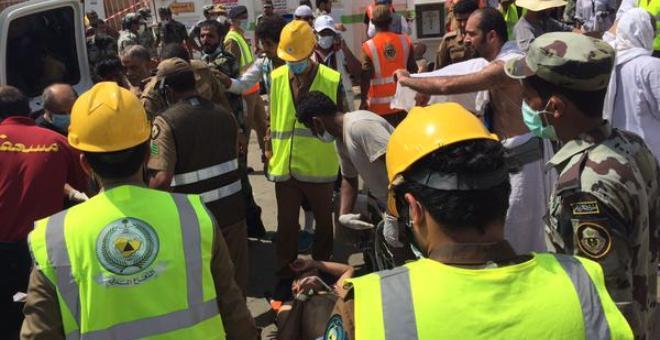 الديوان الملكي:التأكد من وفاة 3 حجاج مغاربة في حادثة التدافع بمنى