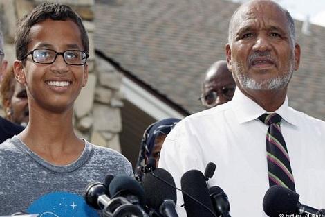 أحمد محمد.. الطفل السوداني الذي صنع الحدث في أمريكا