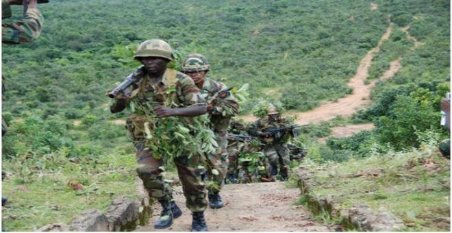 نيجيريا تنقذ 241 امرأة من قبضة بوكو حرام