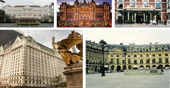 بالصور: أعرق 10 فنادق أسطورية في العالم
