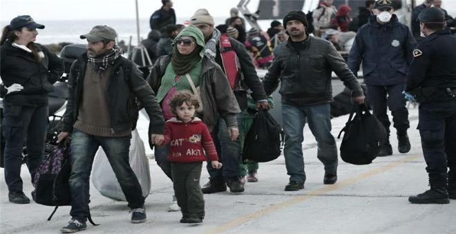 غالبية الأمريكيين يرفضون قدوم اللاجئين السوريين إلى الولايات المتحدة